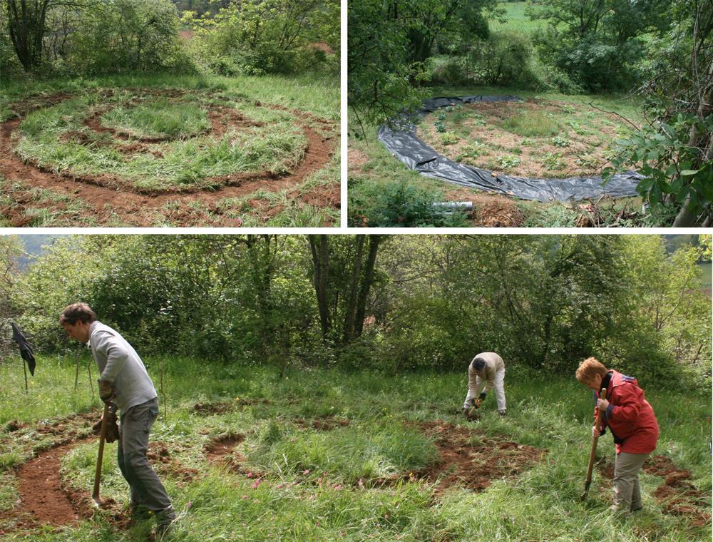 Installation mara cher monts d or 2 roch 39 nature for Jardin eden prairie