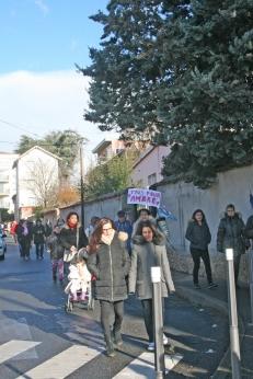 rue Jean Claude Bartet, l'ancienne voie antique de l'Océan