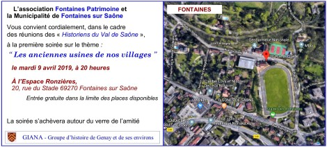 Invitation HVS Fontaines