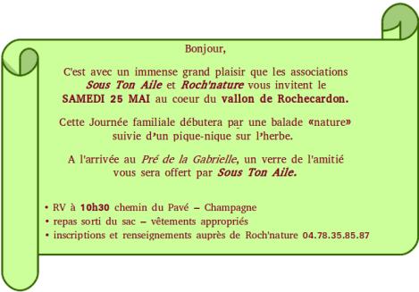 message Ambre
